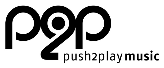 Label push2play music